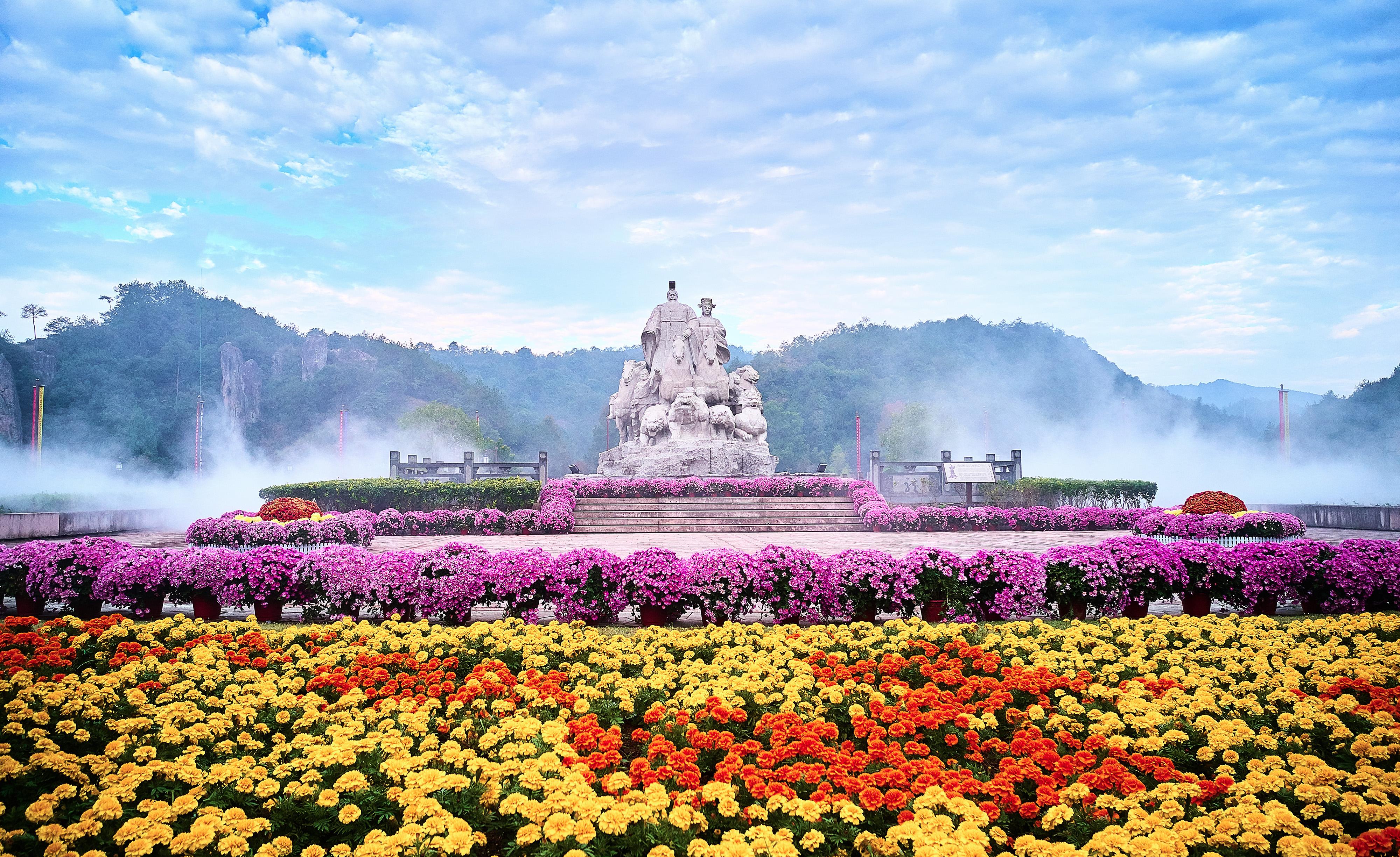 全国唯一一个以黄帝名号命名的县城,缙云真的不简单!